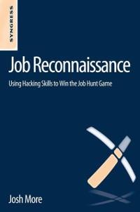 Cover Job Reconnaissance