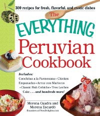 Cover Everything Peruvian Cookbook