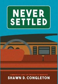Cover NEVER SETTLED