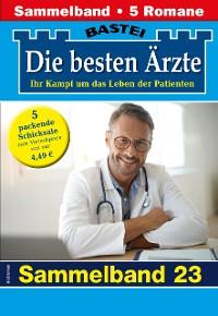 Cover Die besten Ärzte 23 - Sammelband