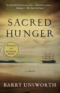 Cover Sacred Hunger