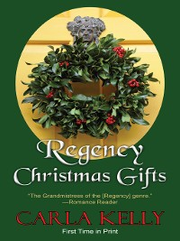 Cover Regency Christmas Gifts