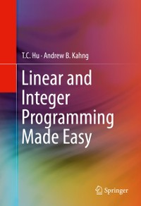 Cover Linear and Integer Programming Made Easy