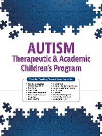 Cover Autism Therapeutic & Academic Children's Program