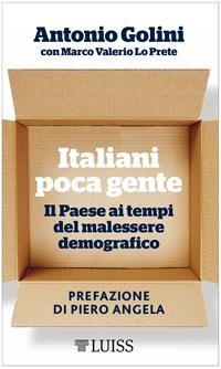 Cover Italiani poca gente