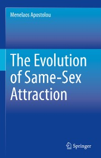 Cover The Evolution of Same-Sex Attraction