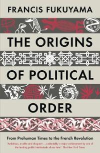 Cover Origins of Political Order