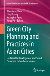Cover Green City Planning and Practices in Asian Cities
