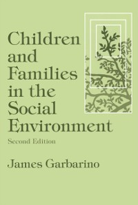 Cover Children and Families in the Social Environment
