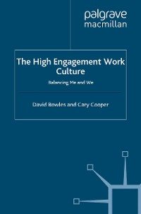 Cover The High Engagement Work Culture