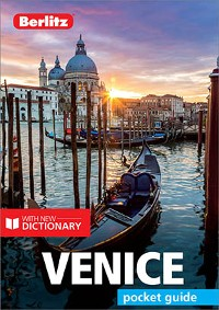 Cover Berlitz Pocket Guide Venice (Travel Guide eBook)