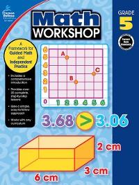 Cover Math Workshop, Grade 5