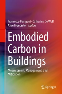 Cover Embodied Carbon in Buildings