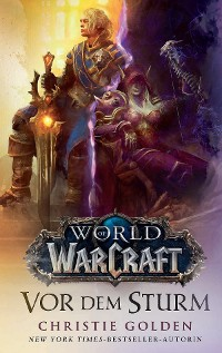 Cover World of Warcraft: Vor dem Sturm