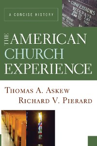 Cover The American Church Experience