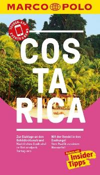 Cover MARCO POLO Reiseführer Costa Rica