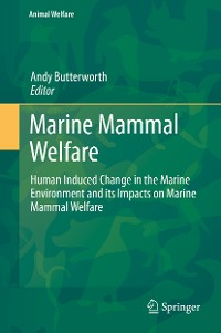 Cover Marine Mammal Welfare