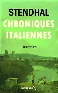 Cover Chroniques Italiennes