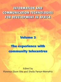 Cover Information and Communication Technologies for Development in Africa, Volume 2