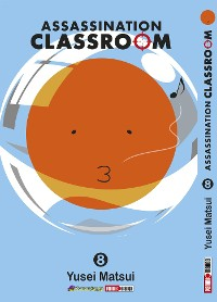 Cover Assassination Classroom 8