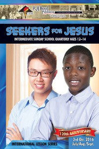 Cover Seekers for Jesus
