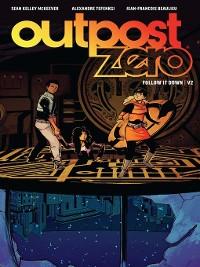 Cover Outpost Zero (2018), Volume 2