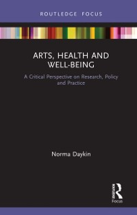 Cover Arts, Health and Well-Being