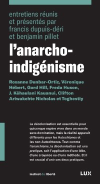 Cover L'anarcho-indigenisme