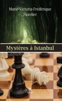 Cover Mystères à Istanbul