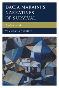Cover Dacia Maraini's Narratives of Survival