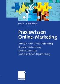 Cover Praxiswissen Online-Marketing