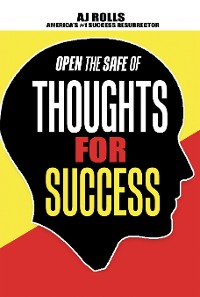 Cover Open the Safe of Thoughts for Success