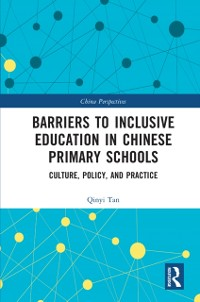 Cover Barriers to Inclusive Education in Chinese Primary Schools