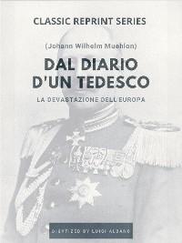 Cover Dal Diario d'un Tedesco - La devastazione dell'Europa.