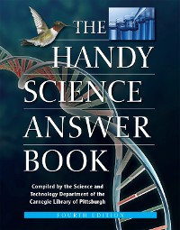 Cover The Handy Science Answer Book