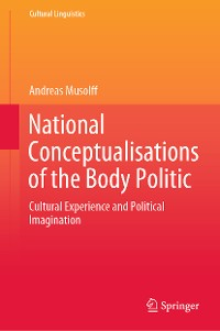 Cover National Conceptualisations of the Body Politic
