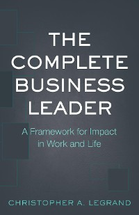 Cover The Complete Business Leader