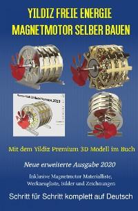 Cover Yildiz Freie Energie Magnetmotor selber bauen