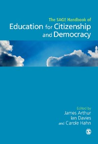 Cover SAGE Handbook of Education for Citizenship and Democracy