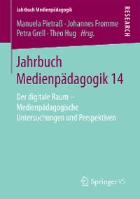 Cover Jahrbuch Medienpädagogik 14