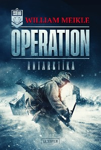 Cover OPERATION ANTARKTIKA