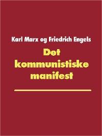 Cover Det kommunistiske manifest