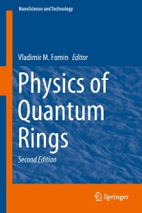 Cover Physics of Quantum Rings
