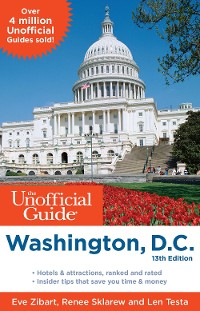 Cover The Unofficial Guide to Washington, D.C.