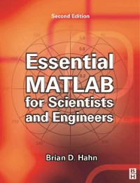Cover Essential MATLAB for Scientists and Engineers