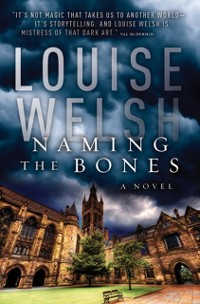 Cover Naming The Bones