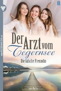 Cover Der Arzt vom Tegernsee 18 – Arztroman