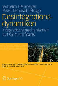 Cover Desintegrationsdynamiken