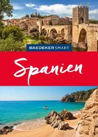 Cover Baedeker SMART Reiseführer Spanien