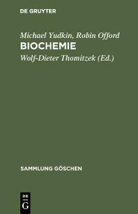 Cover Biochemie